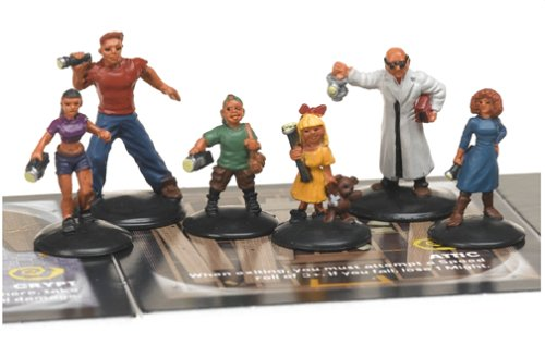 betrayal at house on the hill miniatures