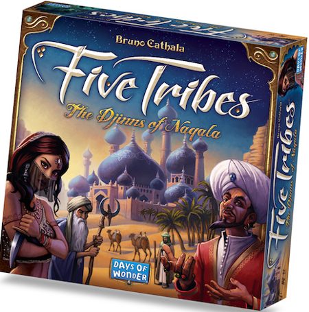 Five Tribes Box