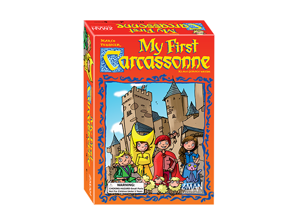 My First Carcassonne Box