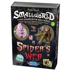 Small World Spider's Web Expansion