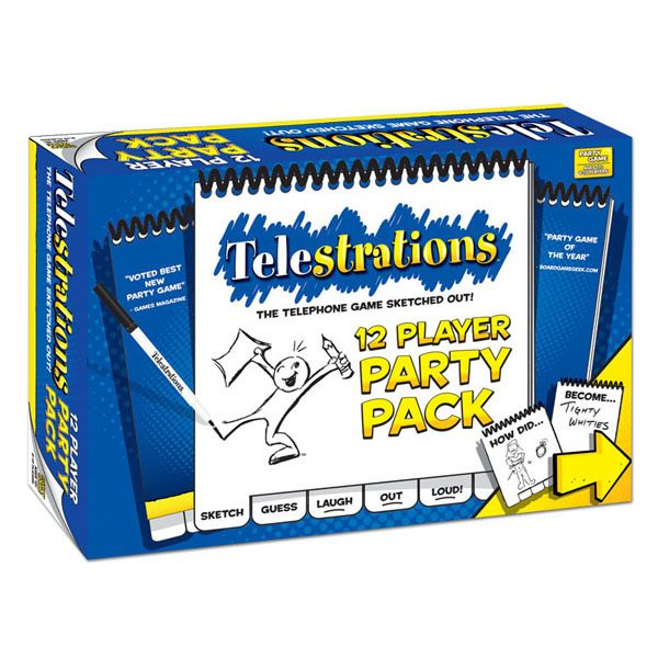 Telestrations 12 Player