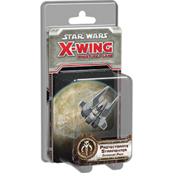 X-Wing Protectorate Starfighter