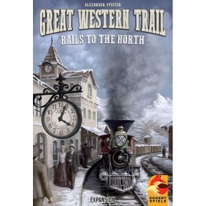 great western trail rails to the north