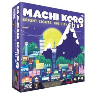 Machi Koro : Bright Lights, Big City 4