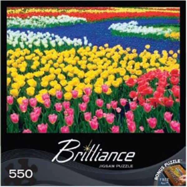 Sea of Blossoms Puzzle